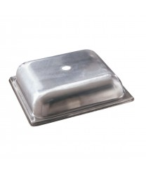 10 Strawberry Street 11SQPLTCVR Metal Square Plate Cover 11'' - Case of 32