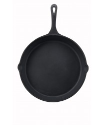 "Winco RSK-12 12"" Cast Iron Skillet"