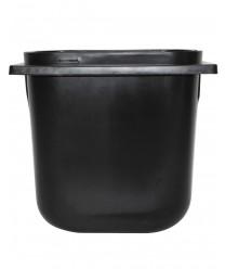 Grindmaster-Cecilware A2001 Black Polypropylene Syrup Jar 3.5 Qt.