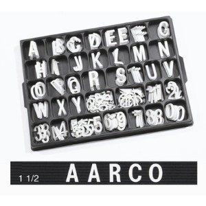 Aarco HFD1.5 1-1/2
