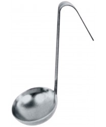"""Grindmaster-Cecilware A9051 Ladle for A2003 and A2004 Crushed Fruit Jars 1.5 oz., 5"""""""