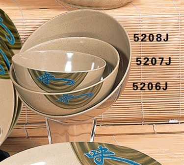 Thunder Group 5206J Wei Rice Bowl 25 oz. (1 Dozen)
