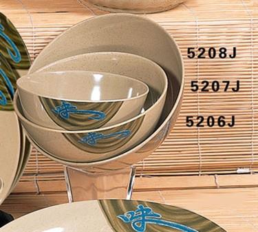 Thunder Group 5207J Wei Rice Bowl 39 oz.  (1 Dozen)