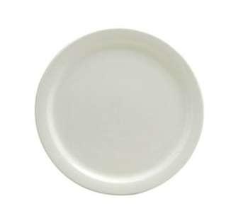 "Oneida F9000000119 Atlantic Rolled Edge Narrow Rim Plate 6-1/2"""