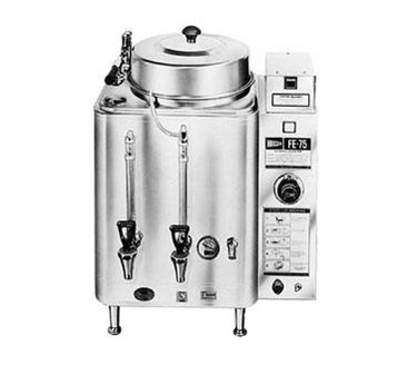 Grindmaster-Cecilware FE75N 3 Phase Single Automatic Coffee Urn, 3 Gallon