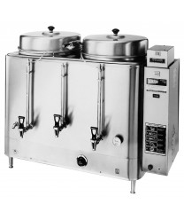 Grindmaster-Cecilware FE300 Twin Automatic Coffee Urn, 10 Gallon