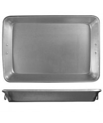"Thunder Group ALBA0312 Aluminum Bake Pan with Handle 26-1/4"" x 18-1/4"""