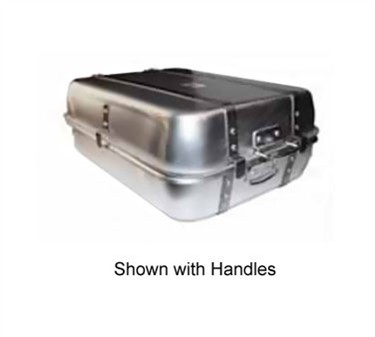 "Winco ALRP-1826 Aluminum Bake / Roast Pan without Handle, 18"" x 26"""