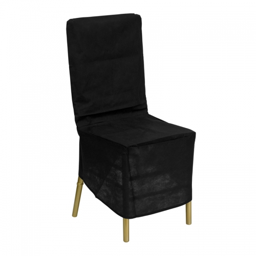 Flash Furniture Black Fabric Chiavari Chair Storage Cover [LE-COVER-GG]