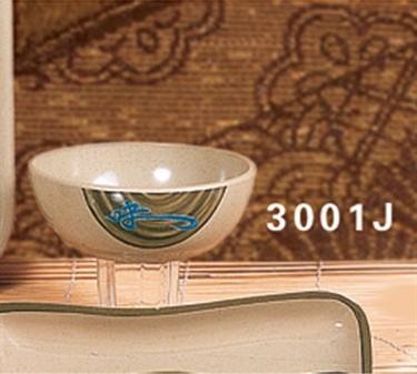 Thunder Group 3001J Wei Bowl 10 oz. (1 Dozen)