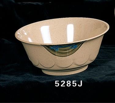 Thunder Group 5285J Wei Scalloped Bowl 53 oz. (1 Dozen)