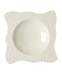 GET Enterprises B-1616-IV Las Brisas Ivory Bowl, 64 oz. (4 Pieces)
