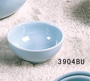 Thunder Group 3904 Blue Jade Bowl 9 oz. (1 Dozen)