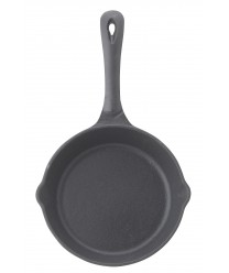 Winco RSK-6 Cast Iron Skillet 6-1/2""