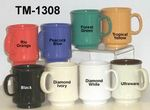 GET Enterprises TM-1308-U Ultraware Plastic Mug, 8 oz.(2 Dozen)