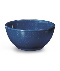 GET Enterprises B-525-TB Texas Blue Melamine Bowl, 16 oz. (2 Dozen)