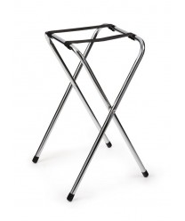 "GET Enterprises TSC-101 Chrome Tray Stand, 30-1/2""(6 Pieces)"