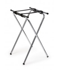 "GET Enterprises TSC-102 Chrome Tray Stand, 32""(6 Pieces)"