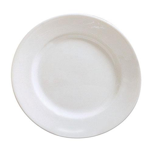 10 Strawberry Street RB0040 Classic White 11'' Dinner Plate - Case of 24