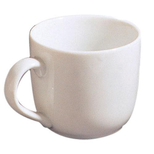 10 Strawberry Street RB0029 Classic White Round Latte Mug 10 oz. - Case of 24