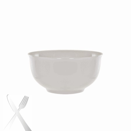 10 Strawberry Street RB0031 Classic White Small Rice Bowl 12 oz. - Case of 24