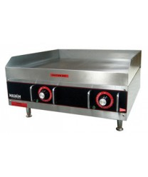 Grindmaster-Cecilware HDEG2424 Heavy Duty Electric Countertop Griddle 24""