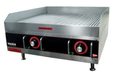 Grindmaster-Cecilware HDEGG2424 Heavy Duty Electric Countertop Griddle 24""