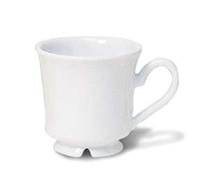 GET Enterprises C-108-W Diamond White Melamine Cup, 8 oz. (2 Dozen)