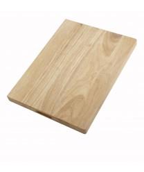 "Winco WCB-1824 Wooden Cutting Board, 18"" x 24"" x 1-3/4"""