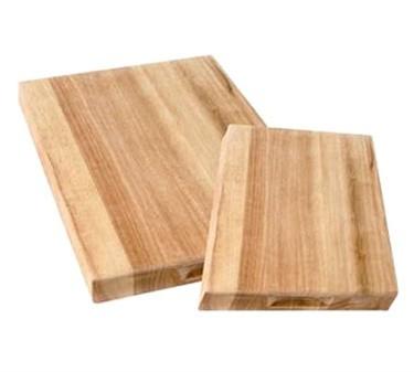 "Winco WCB-1830 Wooden Cutting Board, 18"" x 30"" x 1-3/4"""