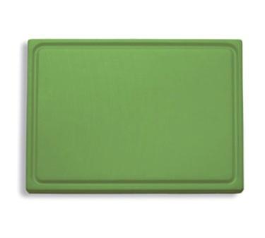 "FDick 9153000-14 Green Cutting Board with Groove 20-3/4"" x 12-3/4"" x 3/4"""