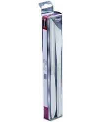 Winco 0081-08 Dominion Dinner Knife Set, Medium Weight, 18/0 Stainless Steel, Clear Pack (2 Dozen)