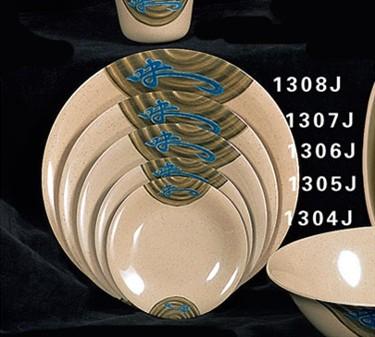 """Thunder Group 1306J Wei Dinner Plate 6-3/8"""" (1 Dozen)"""