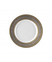 10 Strawberry Street ELE-4 Elegance Salad / Dessert Plate 8'' - Case of 24
