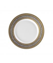 10 Strawberry Street ELE-2 Elegance Lunch Plate 9-1/8'' - Case of 24