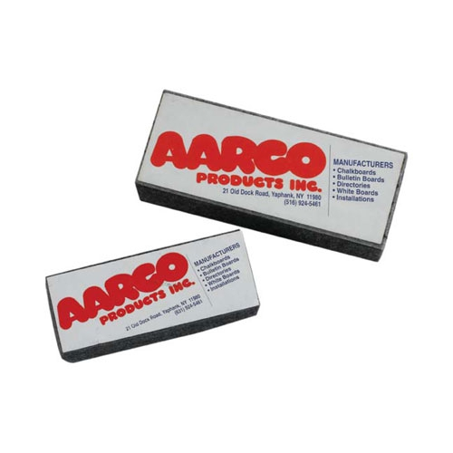 "Aarco E1 Felt Eraser 2"" x 5"" x 1"""