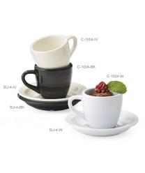 GET Enterprises C-1004-IV Diamond Ivory Espresso Cup, 3 oz. (4 Dozen)