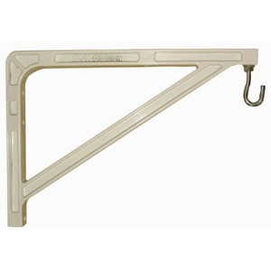 "Aarco EXB10 Extension Brackets for Projection Screen 10"" x 14"""