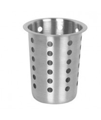 Thunder Group SLFC001 Stainless Steel Flatware Cylinder