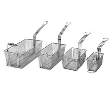 Grindmaster-Cecilware V077A  Countertop Fryer Basket with Right Hook for 20 Lb. Electric Fryer Tank