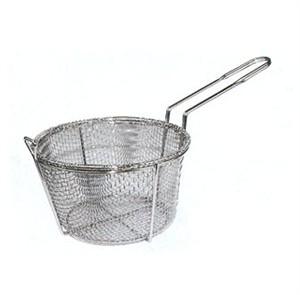 """Winco FBR-8 Round Wire Fry Basket, 8"""""""