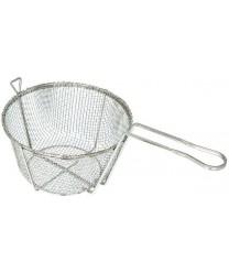 """Winco FBR-9 Round Wire Fry Basket, 9"""""""