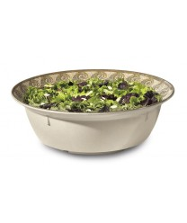 GET Enterprises BB-155-6-MO Mosaic Bowl, 6 Qt. (6 Pieces)