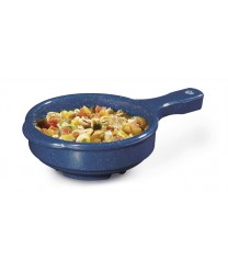 GET Enterprises HSB-112-TB Texas Blue Soup Bowl, with Handle 12 oz. (2 Dozen)