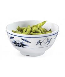 GET Enterprises M-706-B Water Lily Melamine Bowl, 24 oz. (1 Dozen)