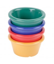 GET Enterprises S-620-MIX Mardi Gras Mix Ramekin, 2 oz. (4 Dozen)