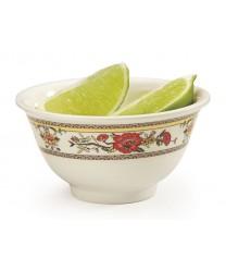 GET Enterprises M-0161-CG Garden Dynasty Melamine Bowl, 6 oz. (2 Dozen)