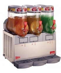 Grindmaster-Cecilware MT3MINI FrigoGranita Triple Slush Machine, 4.5 Gallon