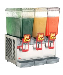 Grindmaster-Cecilware 20/3PD Arctic Deluxe Triple Bowl Cold Beverage Dispenser, 5.4 Gallon
