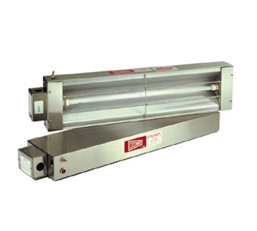"Grindmaster-Cecilware FW36Q Infrared Food Warmer with Quartz Heating Element, 36"""